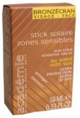 Ультра защита SPF 50+ Stick Solaire Zones Sensibles